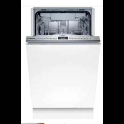 Bosch SRV4XMX16E teljesen beépíthető mosogatógép 45cm Serie4