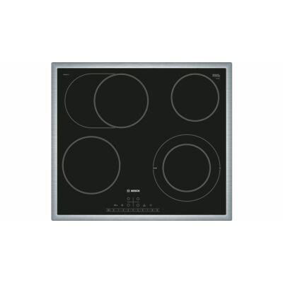 Bosch PKN645FP1E beépíthető üvegkerámia főzőlap Serie4