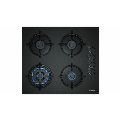 Bosch POH6B6B10 beépíthető gázfőzőlap üveglapon