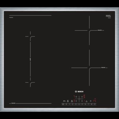 Bosch PVS645FB5E beépíthető Combi indukciós főzőlap Serie6