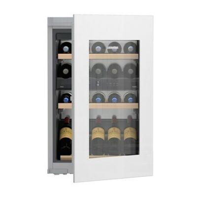 LIEBHERR EWTgw 1683 Vinidor beépíthető borhűtő fehér 88cm 33 palack