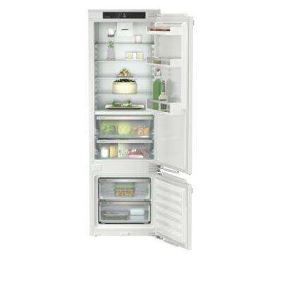 LIEBHERR ICBdi 5122 Plus - Integrálható kombinált hűtő-fagyasztó készülék BioFresh és SmartFrost funkciókkal