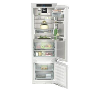 LIEBHERR ICBdi 5182  Peak - Integrálható kombinált hűtő-fagyasztó BioFresh és SmartFrost funkciókkal