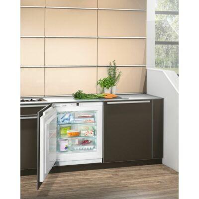 LIEBHERR SUIGN 1554 Premium NoFrost aláépíthető fagyasztó 82cm