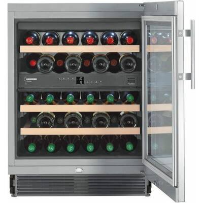 LIEBHERR Beépíthető Borhűtő UWTes1672-21