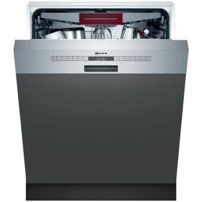 Neff S145ECS11E integrálható mosogatógép nemesacél