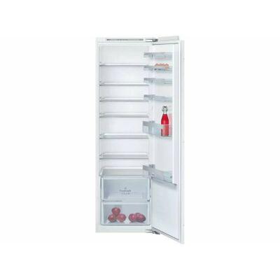 Neff KI1812FF0 beépíthető egyajtós hűtőszekrény 319L 178cm