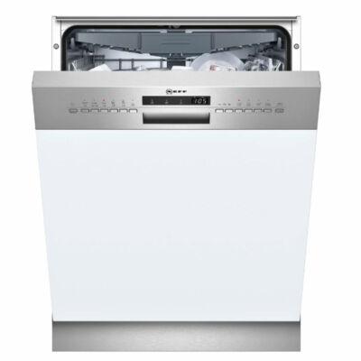 Neff S413N60S3E beépíthető mosogatógép nemesacél