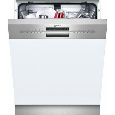 Neff S413G60S0E beépíthető mosogatógép nemesacél