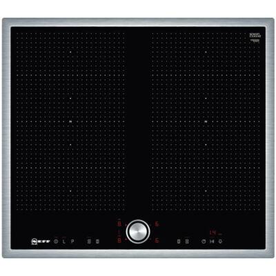 Neff T56BT60N0 indukciós főzőlap nemesacél kerettel