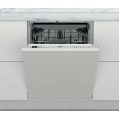 Whirlpool WIC 3C33 PFE Beépíthető mosogatógép