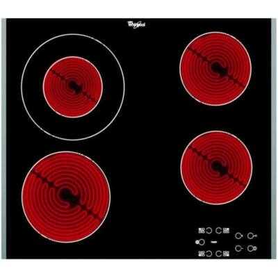 WHIRLPOOL Főzőlap (Beépíthető, Elektromos) AKT8130/LX
