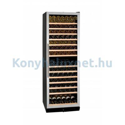 Dunavox DX-166.428SDSK Grande beépíthető borhűtő 166 palackos