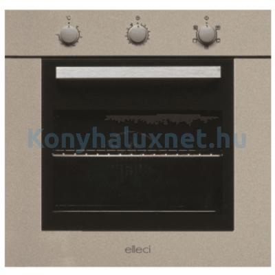 ELLECI PLANO G43 Tortora Beépíthető Elektromos Sütő