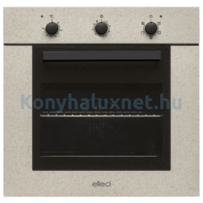 ELLECI PLANO G51 Avena Beépíthető Elektromos Sütő