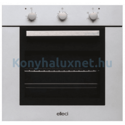 ELLECI PLANO M79 Aluminium Beépíthető Elektromos Sütő