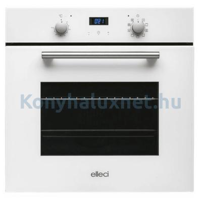 ELLECI QUADRO K96 White Beépíthető Elektromos Sütő