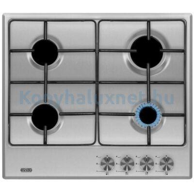 EVIDO Valeo 60FX Beépíthető Gázlap