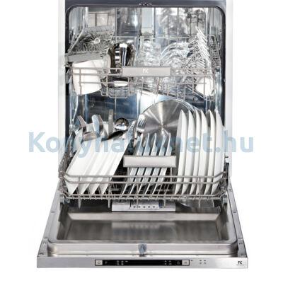 Master Kitchen MKDW FI60512 ESL  Teljesen integrált Beépíthető mosogatógép