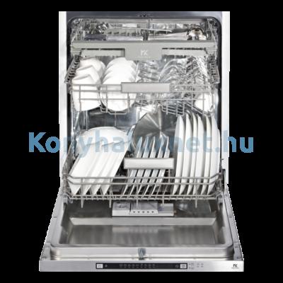 Master Kitchen MKDW FI607314 EHP A++ Teljesen integrált Beépíthető mosogatógép