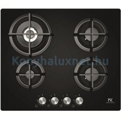 Master Kitchen Prime MKHG 6031-PR TC BK Beépíthető Gázfőzőlap