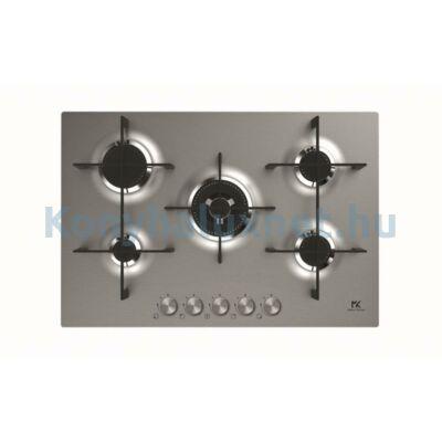 Master Kitchen Edge MKHG 7541-EDS FTC XS Beépíthető Gázfőzőlap