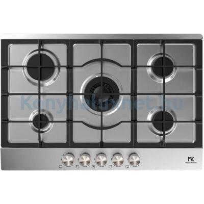 Master Kitchen Prime MKHG 7541-PR TC XS Beépíthető Gázfőzőlap