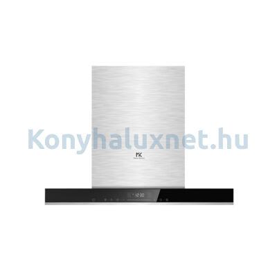 Master Kitchen MKHD T608-ED TOUCH BK/XS  Dekoratív fali páraelszívó