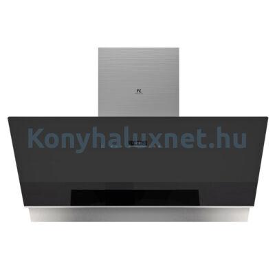 Master Kitchen MKHD V908-ED TOUCH BK Dekoratív fali páraelszívó
