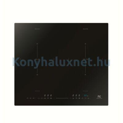 Master Kitchen Edge MKHI 604-ED 2BR BK Beépíthető Főzőlap