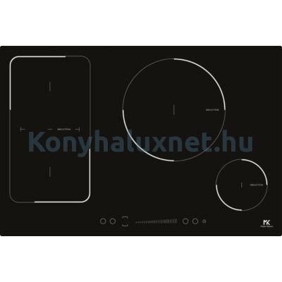 Master Kitchen Prime MKHI 774 1BR BK Beépíthető Főzőlap
