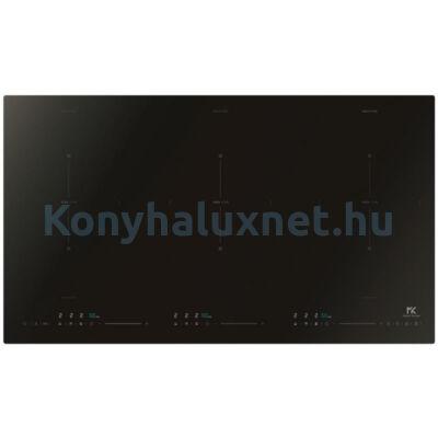 Master Kitchen Edge MKHI 906-ED 3BR BK Beépíthető Főzőlap