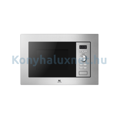 Master Kitchen Prime MKMW 3820-PR BK Beépíthető Mikrohullámú sütő Fekete