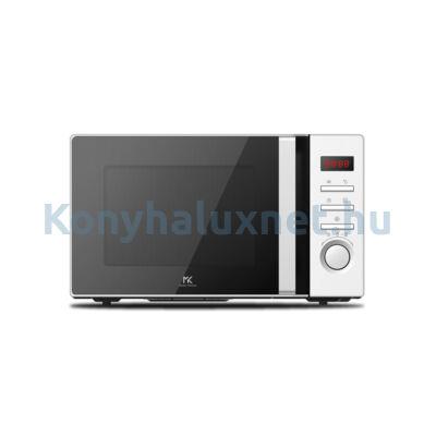 Master Kitchen Prime MKMW FS20G D WH Mikrohullámú sütő Fehér