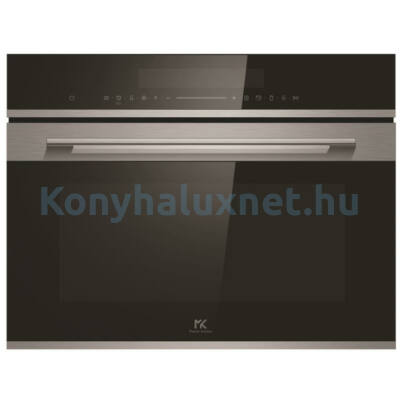 Master Kitchen Edge MKMW 45509C-ED BK Kompakt beépíthető sütő