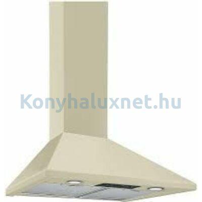 Smeg KSED65PE Kürtős Páraelszívó 60 cm-es Bézs