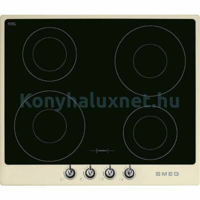 Smeg SI964PM beépíthető indukciós főzőlap bézs