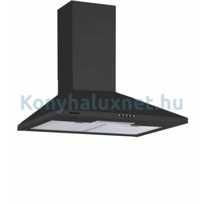Silverline 2240 Fekete 50 cm Kürtős páraelszívó