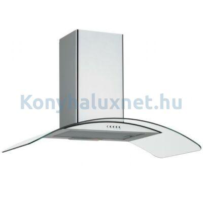 Silverline 3159 Inox 90 cm Kürtős páraelszívó