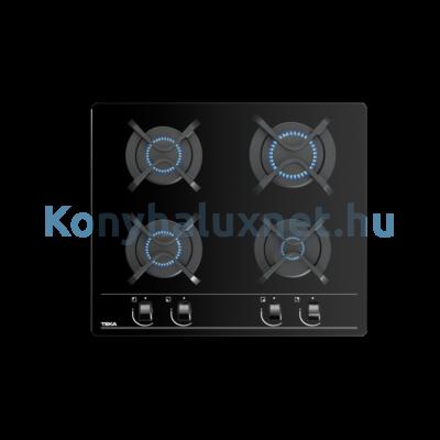 TEKA Beépíthető Gázfőzőlap CGW LUX 60 4G