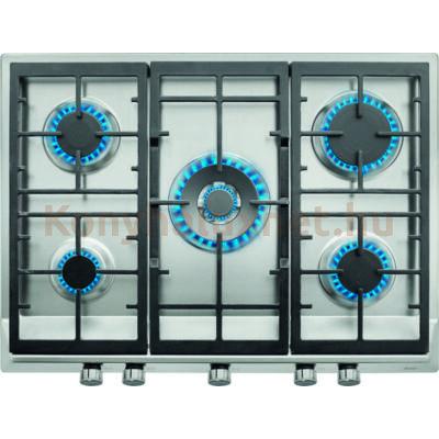TEKA EX 70.1 5G AI AL DR CI Beépíthető Gázfőzőlap