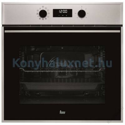 TEKA HSB 635 SS INOX Beépíthető Elektromos Sütő