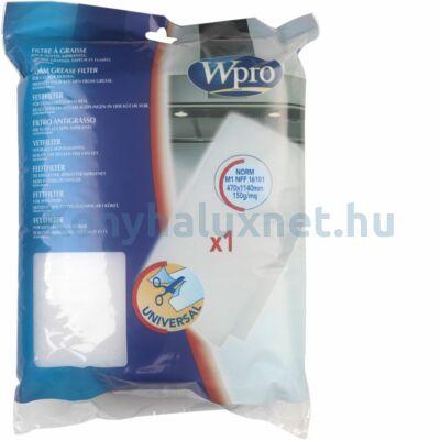 UGF016 Univerzális zsírszűrő-vágható