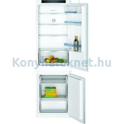 Bosch KIV86VSE0 beépíthető alulfagyasztós hűtőszekrény 178cm Serie4