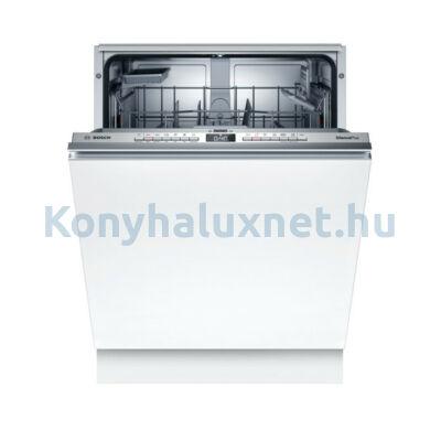 Bosch SMD4HAX48E teljesen beépíthető mosogatógép Serie4