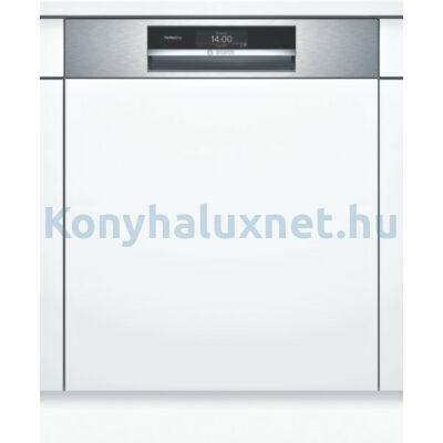 Bosch SMI8YCS01E beépíthető mosogatógép nemesacél Zeolith Serie8