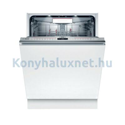 Bosch SMV8YCX01E teljesen beépíthető mosogatógép Zeolith TimeLight Serie8