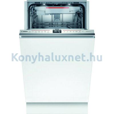 Bosch SPV6EMX11E teljesen beépíthető mosogatógép 45cm TimeLight Serie6