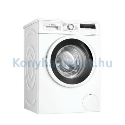 Bosch WAN28162BY elöltöltős mosógép 7kg 1400f/p Serie4