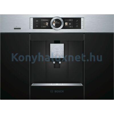 Bosch CTL636ES6 beépíthető kávéfőző Serie8